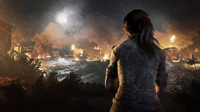 Shadow Of The Tomb Raider Warriors Trial Challenge